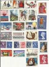 Buy British / British Colony Stamp Set 2 (28 stamps)