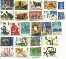 Buy British / British Colony Stamp Set 1 (24 stamps)