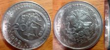 Buy Mexico 1982 $20 Peso Maya Culture Mexican Coin - engraved on rim - nice piece!