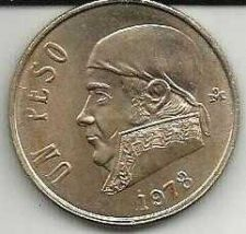 Buy Mexico 1 Peso 1978