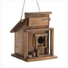 Buy Western Saloon Birdhouse