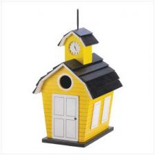 Buy School Daze Birdhouse