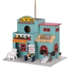 Buy Workout Gym Birdhouse