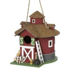 Buy BARNYARD BIRDHOUSE
