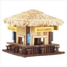 Buy Beach Hangout Birdhouse