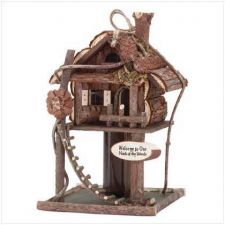 Buy Treehouse Birdhouse
