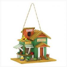Buy Farmer's Market Birdhouse