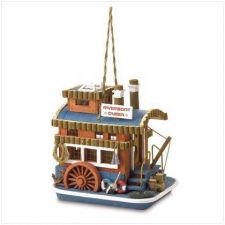 Buy Queen Boat Birdhouse