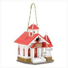 Buy Wedding Chapel Birdhouse