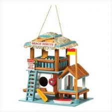 Buy Lifeguard Station Birdhouse