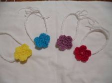 Buy Crochet Flower Headband