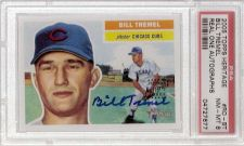 Buy 2006 Topps Heritage BILL TREMEL Real one Autographs