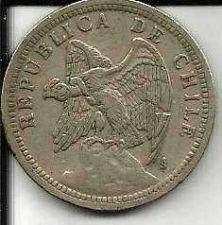 Buy 1933 Chile - 1 Peso Condor Coin - Nickel-Copper
