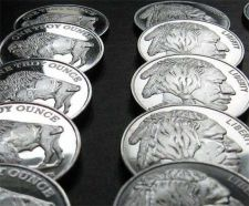 Buy SALE !! ROLL 20 BUFFALO INDIAN .999 SILVER PROOF LIKE ROUNDS ! 20 OUNCES