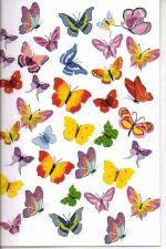 Buy Parade of Butterflies Greeting Card