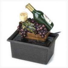 Buy NEW! STILL IN BOX!! WINERY WATER FOUNTAIN