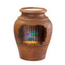 Buy NEW! STILL IN BOX!! LIGHT-UP GRECIAN URN FOUNTAIN