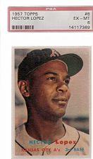 Buy 1957 Topps #6 Hector Lopez PSA 6