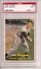 Buy 1957 Topps #99 Bob Keegan PSA 7
