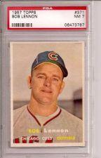Buy 1957 Topps #371 Bob Lennon PSA 7