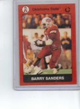 Buy BARRY SANDERS 1991 COLLEGIATE COLLECTION #2