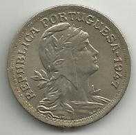 Buy Moeda Portugal 50 Centavos Coin 1947