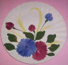 Buy Blue Ridge Southern Pottery- Chrysanthemum Dinner Plate