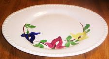 Buy Blue Ridge Southern Pottery- Carnival Oval Platter