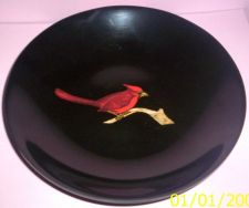 Buy Eames Era Mid Century Modern-- Couroc Bowl