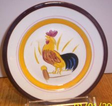 Buy Stangl Country Living (Rooster) Bread and Butter Plate