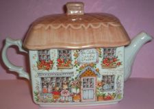 Buy English Staffordshire-- Sadler Teapot