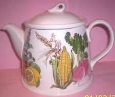 Buy English Pottery-- Gourmet by Wedgwood China Teapot