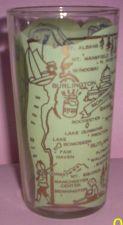 Buy 1960's Retro Hazel Atlas-- Souvenir Glass- Vermont