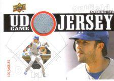 Buy Andre Ethier 2010 UD GAME JERSEY UGJ-AE