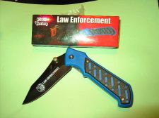 Buy LAW ENFORCEMENT FOLDING POCKET KNIFE.