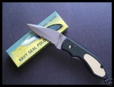 Buy NAVY SEAL FOLDING POCKET KNIFE.