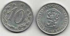 Buy 1969 Czechoslovakia 10 Haleru
