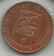 Buy 1970 Czechoslovakia 50 Haleru