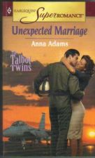 Buy Unexpected Marriage - Anna Adams ( H1001 )