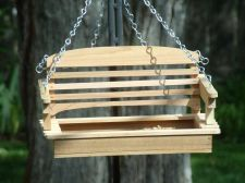 Buy Classic Porch Swing Bird Feeder