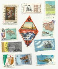 Buy Venezuela STAMP LOT 1 - Lot of 9 Stamps