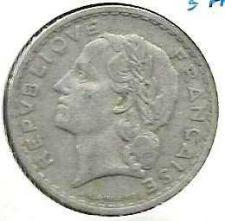 Buy 1950 France 5 francs
