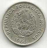 Buy 1966 Romania 15 Bani