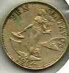 Buy Philippines 10 Centavos, 1964