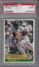 Buy 1984 Donruss #50 Jim Rice Boston Red Sox PSA 9 MINT