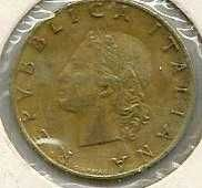 Buy ITALY 1958 R 20 Lire Coin