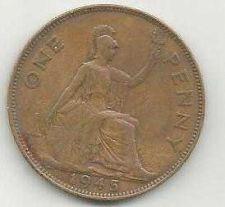 Buy GREAT BRITAIN 1 Penny 1945