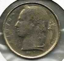 Buy 1978 Belgium 5 Franc coin