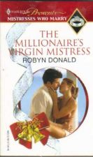 Buy The Millionaire's Virgin Mistress - Robyn Donald ( INS2-21 )