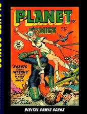 Buy GOLDEN AGE PLANET COMICS